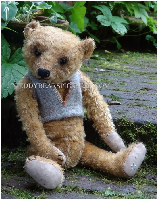 Forget me not bears Gizby Dib