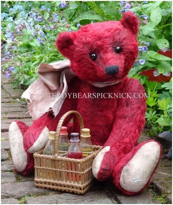Forget me not bears Roxley